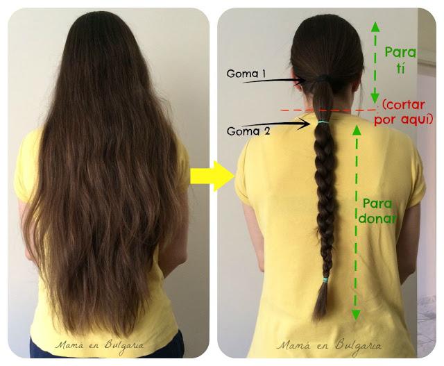 Donar cabello en Tlalnepantla
